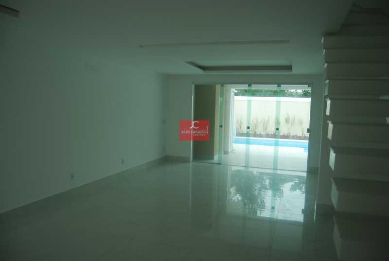 sala - Casa em Condominio À VENDA, Recreio Dos Bandeirante, Rio de Janeiro, RJ - JCCN40021 - 5