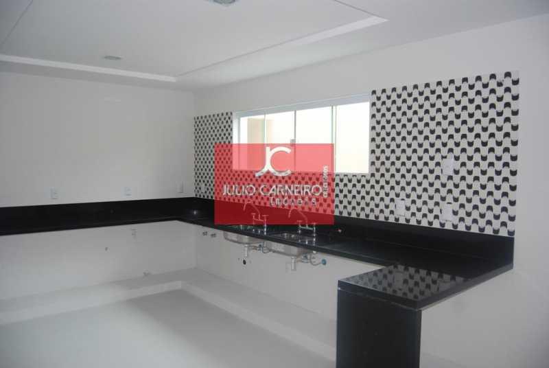 cozinha - Casa em Condominio À VENDA, Recreio Dos Bandeirante, Rio de Janeiro, RJ - JCCN40021 - 7