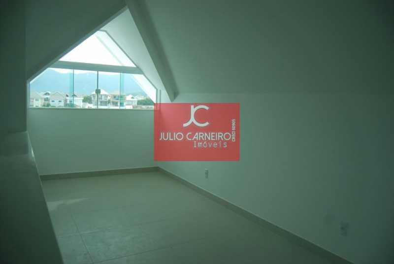 sótão - Casa em Condominio À VENDA, Recreio Dos Bandeirante, Rio de Janeiro, RJ - JCCN40021 - 13