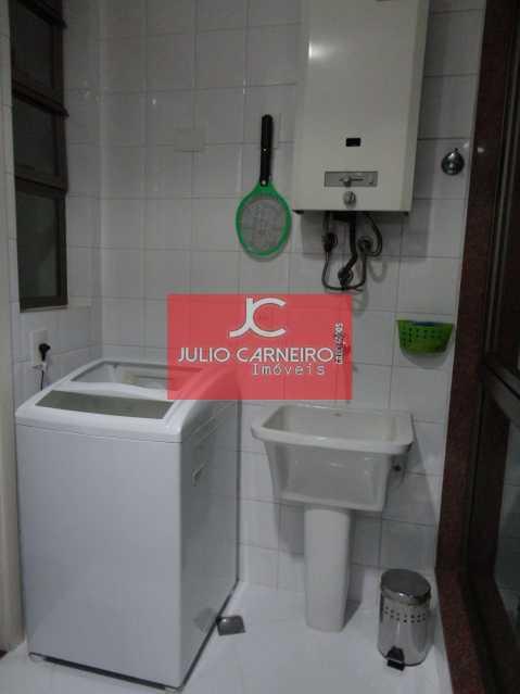 1 - area servico - Apartamento À VENDA, Recreio dos Bandeirantes, Rio de Janeiro, RJ - JCAP30100 - 6