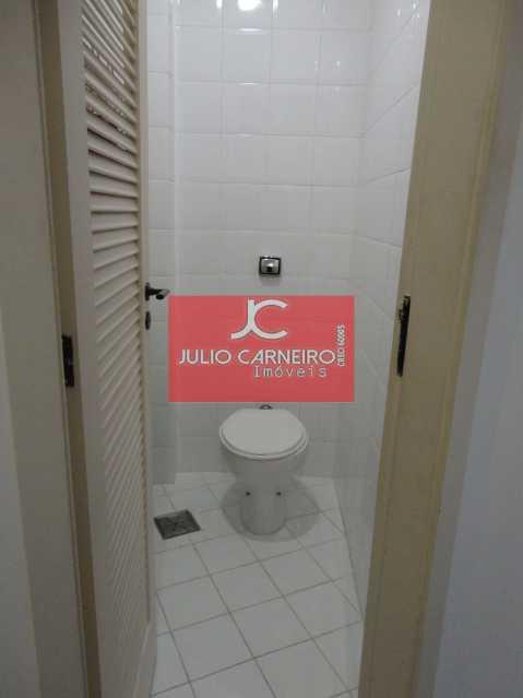2 - banheiro empregada 2 - Apartamento À VENDA, Recreio dos Bandeirantes, Rio de Janeiro, RJ - JCAP30100 - 7