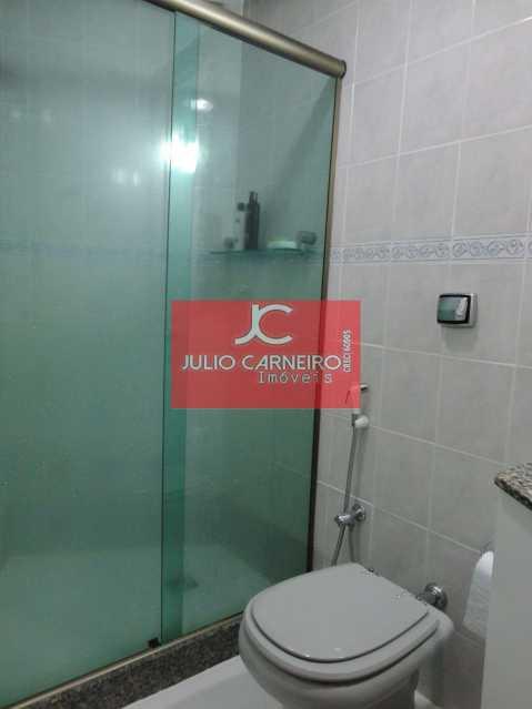 3 - banheiro social 2 - Apartamento À VENDA, Recreio dos Bandeirantes, Rio de Janeiro, RJ - JCAP30100 - 8