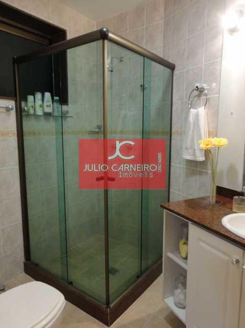 6 - banheiro suite 3 - Apartamento À VENDA, Recreio dos Bandeirantes, Rio de Janeiro, RJ - JCAP30100 - 11