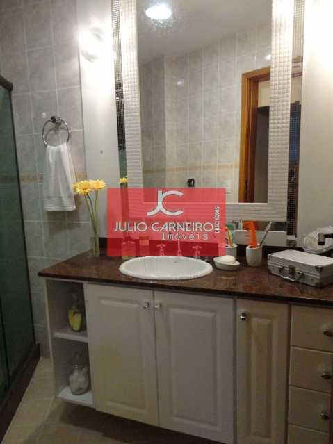 7 - banheiro suite 4 - Apartamento À VENDA, Recreio dos Bandeirantes, Rio de Janeiro, RJ - JCAP30100 - 12