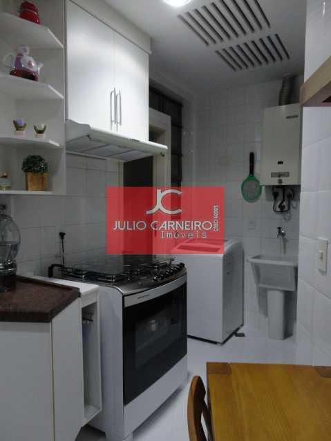 10 - cozinha - area - Apartamento À VENDA, Recreio dos Bandeirantes, Rio de Janeiro, RJ - JCAP30100 - 14