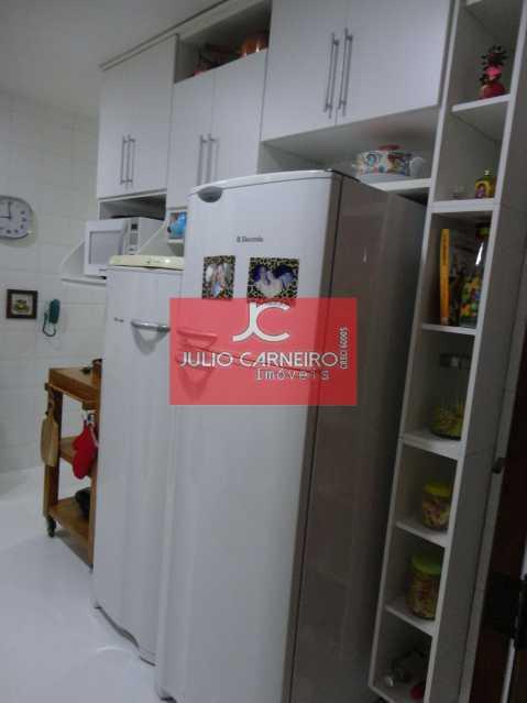 12 - cozinha 3 - Apartamento À VENDA, Recreio dos Bandeirantes, Rio de Janeiro, RJ - JCAP30100 - 16