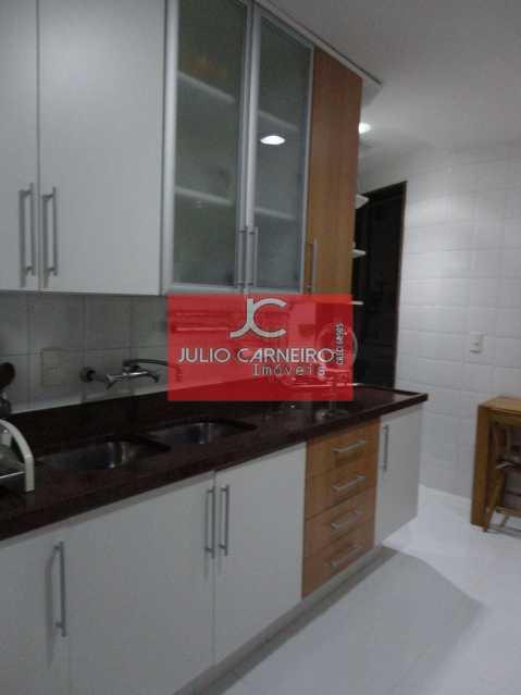 13 - cozinha 4 - Apartamento À VENDA, Recreio dos Bandeirantes, Rio de Janeiro, RJ - JCAP30100 - 17