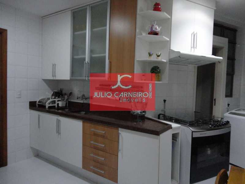 15 - cozinha 6 - Apartamento À VENDA, Recreio dos Bandeirantes, Rio de Janeiro, RJ - JCAP30100 - 19