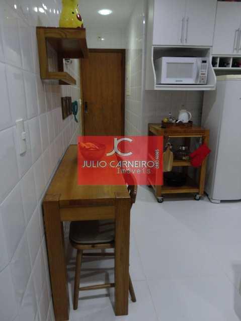 18 - cozinha 9 - Apartamento À VENDA, Recreio dos Bandeirantes, Rio de Janeiro, RJ - JCAP30100 - 21