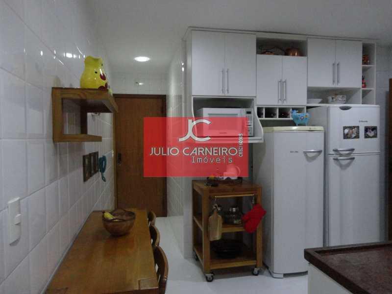 19 - cozinha - Apartamento À VENDA, Recreio dos Bandeirantes, Rio de Janeiro, RJ - JCAP30100 - 22