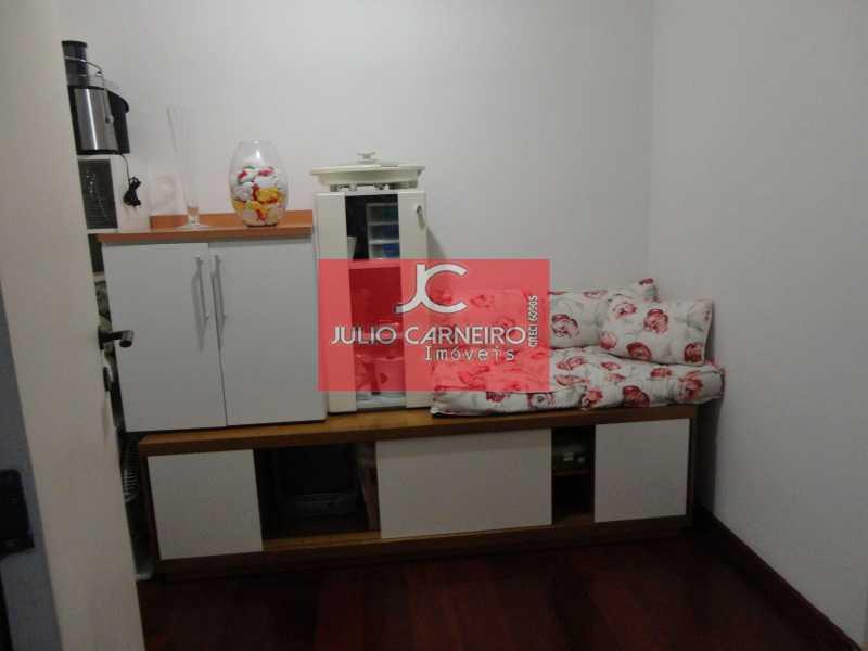 20 - dependencia de empregada  - Apartamento À VENDA, Recreio dos Bandeirantes, Rio de Janeiro, RJ - JCAP30100 - 23