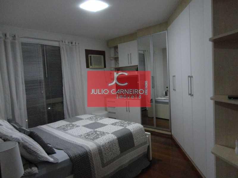 32 - quarto suite 5 - Apartamento À VENDA, Recreio dos Bandeirantes, Rio de Janeiro, RJ - JCAP30100 - 28