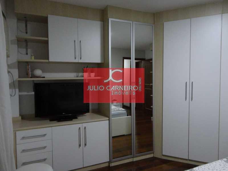 34 - quarto suite - Apartamento À VENDA, Recreio dos Bandeirantes, Rio de Janeiro, RJ - JCAP30100 - 30