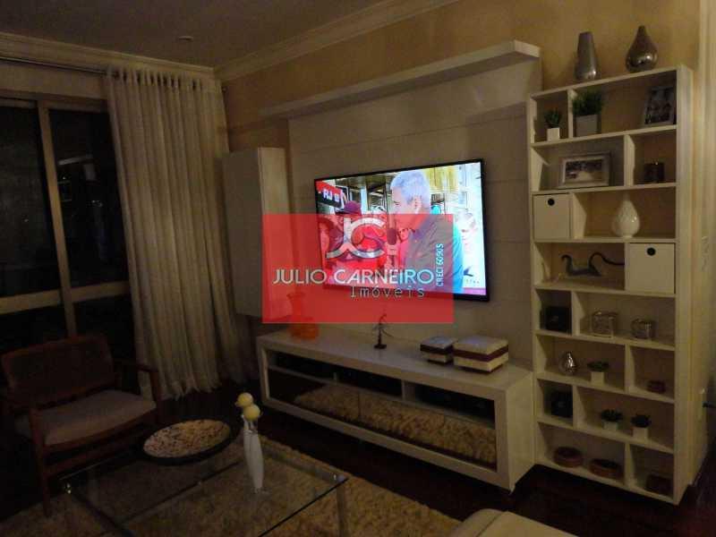 36 - sala de estar 2 - Apartamento À VENDA, Recreio dos Bandeirantes, Rio de Janeiro, RJ - JCAP30100 - 3