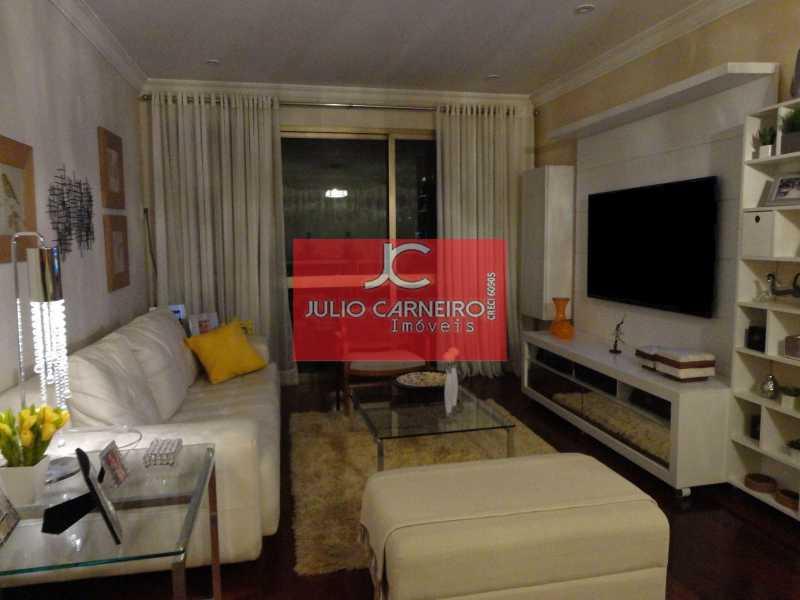 37 - sala de estar 3 - Apartamento À VENDA, Recreio dos Bandeirantes, Rio de Janeiro, RJ - JCAP30100 - 1