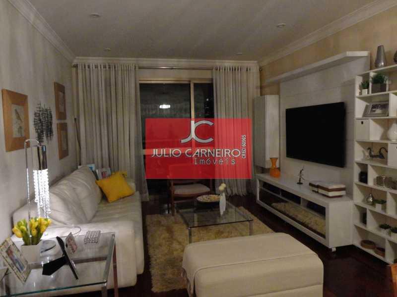 38 - sala de estar 4 - Apartamento À VENDA, Recreio dos Bandeirantes, Rio de Janeiro, RJ - JCAP30100 - 4