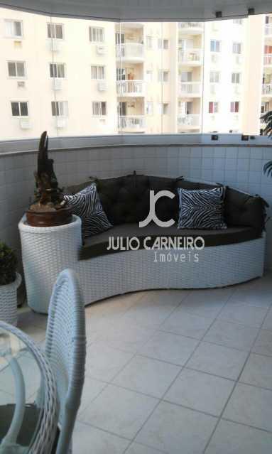 17 - 17. - Apartamento À VENDA, Recreio dos Bandeirantes, Rio de Janeiro, RJ - JCAP30101 - 20