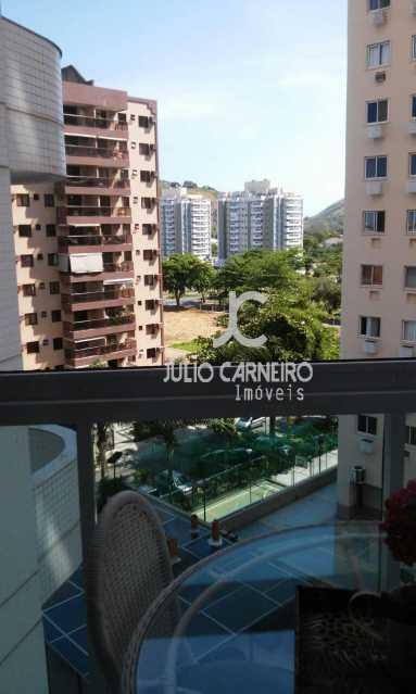 18 - 18. - Apartamento À VENDA, Recreio dos Bandeirantes, Rio de Janeiro, RJ - JCAP30101 - 1