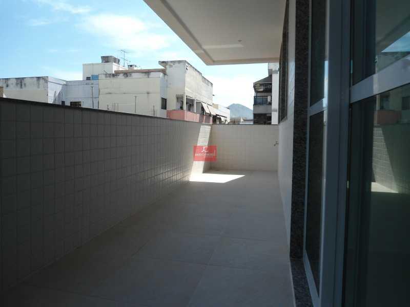 5 - Apartamento À VENDA, Recreio dos Bandeirantes, Rio de Janeiro, RJ - JCAP30126 - 18