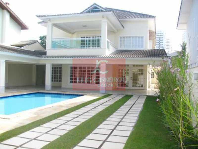 31_G1495203866 - Casa em Condomínio Crystal Lake, Rio de Janeiro, Barra da Tijuca, RJ À Venda, 4 Quartos, 480m² - JCCN40002 - 4