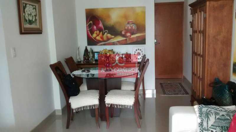 1 - 1. - Apartamento Condomínio Fiori, Rio de Janeiro, Zona Oeste ,Jacarepaguá, RJ À Venda, 3 Quartos, 77m² - JCAP30109 - 4
