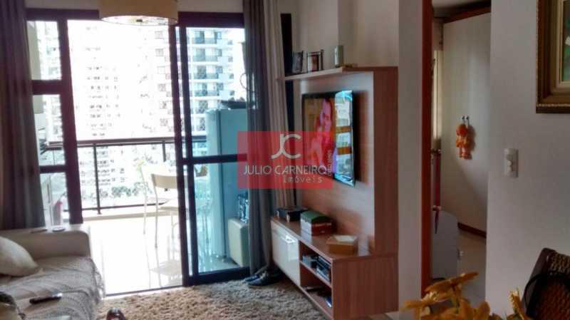 2 - 2. - Apartamento Condomínio Fiori, Rio de Janeiro, Zona Oeste ,Jacarepaguá, RJ À Venda, 3 Quartos, 77m² - JCAP30109 - 3