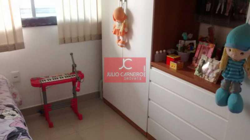 3 - 3. - Apartamento Condomínio Fiori, Rio de Janeiro, Zona Oeste ,Jacarepaguá, RJ À Venda, 3 Quartos, 77m² - JCAP30109 - 8