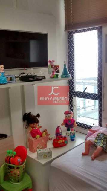 4 - 4. - Apartamento Condomínio Fiori, Rio de Janeiro, Zona Oeste ,Jacarepaguá, RJ À Venda, 3 Quartos, 77m² - JCAP30109 - 7