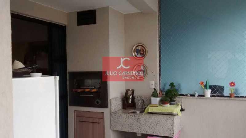 6 - 6. - Apartamento Condomínio Fiori, Rio de Janeiro, Zona Oeste ,Jacarepaguá, RJ À Venda, 3 Quartos, 77m² - JCAP30109 - 14