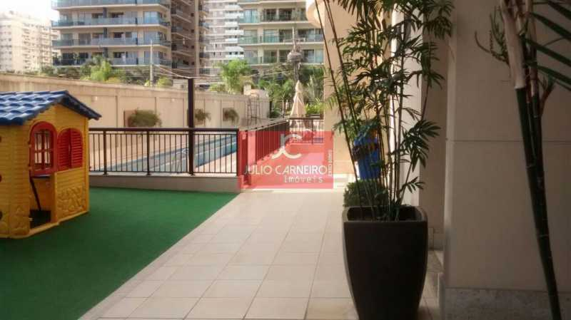 10 - 10. - Apartamento Condomínio Fiori, Rio de Janeiro, Zona Oeste ,Jacarepaguá, RJ À Venda, 3 Quartos, 77m² - JCAP30109 - 12