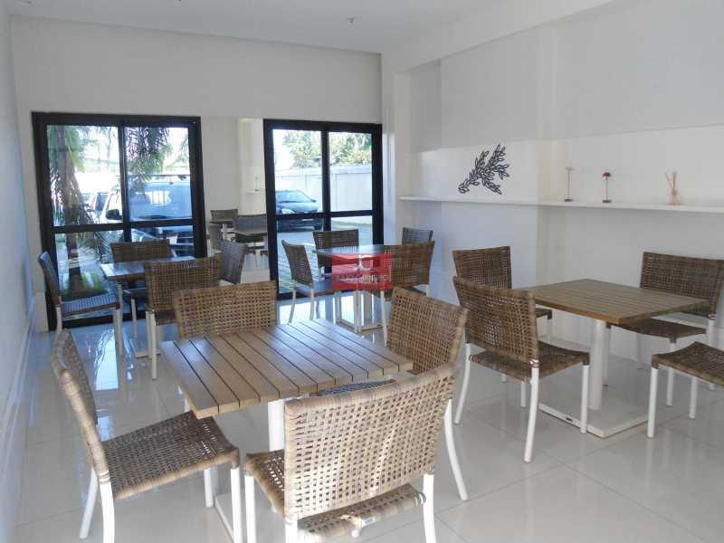 18 - 18 - Apartamento Condomínio Fiori, Rio de Janeiro, Zona Oeste ,Jacarepaguá, RJ À Venda, 3 Quartos, 77m² - JCAP30109 - 17