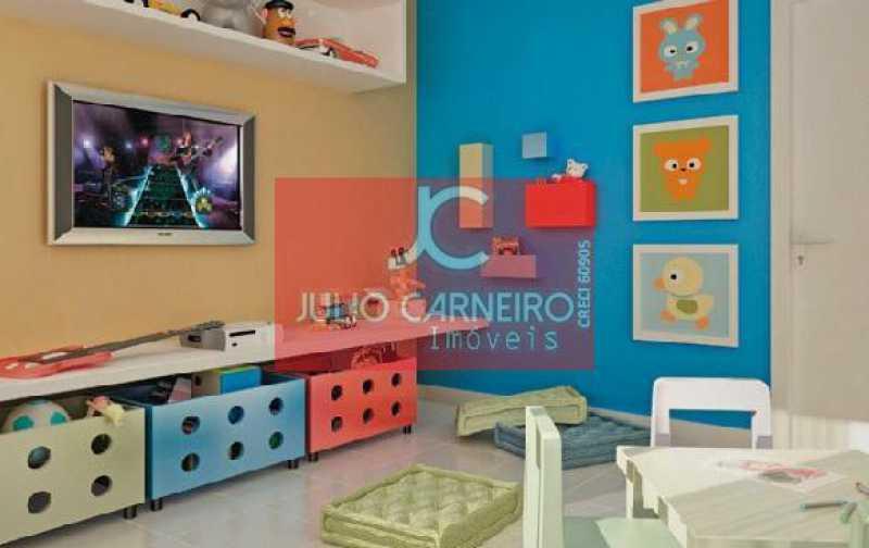 22 - 22 - Apartamento Condomínio Fiori, Rio de Janeiro, Zona Oeste ,Jacarepaguá, RJ À Venda, 3 Quartos, 77m² - JCAP30109 - 24