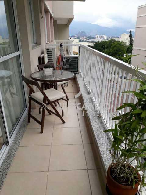 WhatsApp Image 2018-08-28 at 2 - Cobertura Condomínio Via Alto Mapendi, Rio de Janeiro, Zona Oeste ,Taquara, RJ À Venda, 3 Quartos, 122m² - JCCO30024 - 3