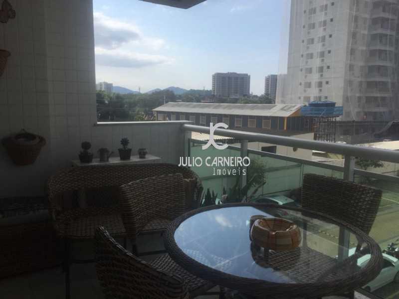 WhatsApp Image 2018-10-25 at 1 - Apartamento À Venda no Condomínio Freedom Club Residence - Rio de Janeiro - RJ - Barra da Tijuca - JCAP30143 - 1