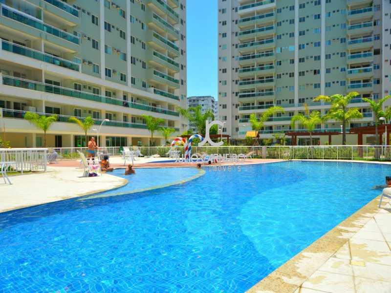 f559b9c6-e07d-413e-b9d5-fc5272 - Apartamento À Venda no Condomínio Freedom Club Residence - Rio de Janeiro - RJ - Barra da Tijuca - JCAP30143 - 18