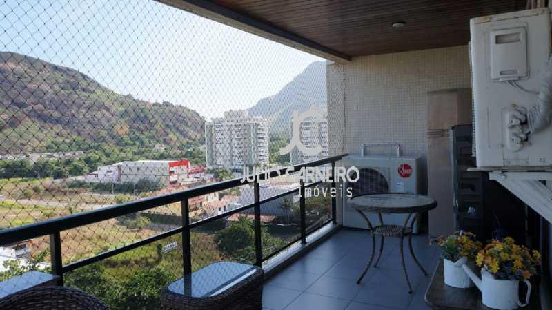 17 - f18Resultado - Apartamento À Venda - Recreio dos Bandeirantes - Rio de Janeiro - RJ - JCAP40037 - 3