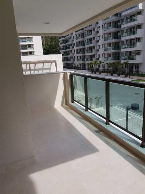 1b436db2-22f0-4102-9a79-b02ff2 - Apartamento Para Alugar no Condomínio Ocean Pontal Residence - Rio de Janeiro - RJ - Recreio dos Bandeirantes - JCAP30014 - 4