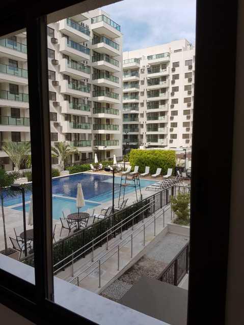1cfd0a10-2c09-406a-a5f9-443bb6 - Apartamento Para Alugar no Condomínio Ocean Pontal Residence - Rio de Janeiro - RJ - Recreio dos Bandeirantes - JCAP30014 - 1
