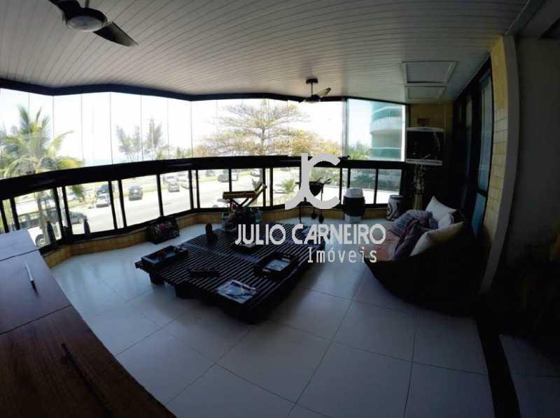 6 - 1Resultado - Apartamento Condomínio Chateau de la Plage, Rio de Janeiro, Zona Oeste ,Recreio dos Bandeirantes, RJ Para Venda e Aluguel, 4 Quartos, 218m² - JCAP40038 - 3