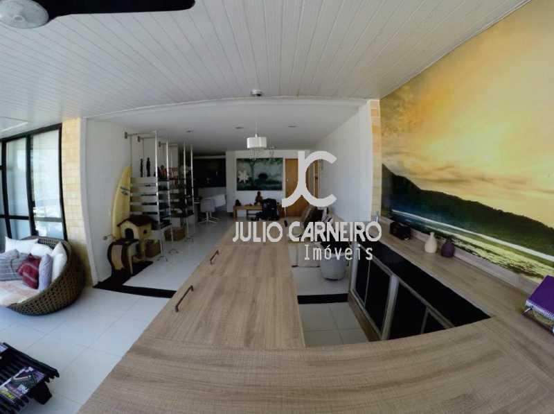9 - 4Resultado - Apartamento Condomínio Chateau de la Plage, Rio de Janeiro, Zona Oeste ,Recreio dos Bandeirantes, RJ Para Venda e Aluguel, 4 Quartos, 218m² - JCAP40038 - 5
