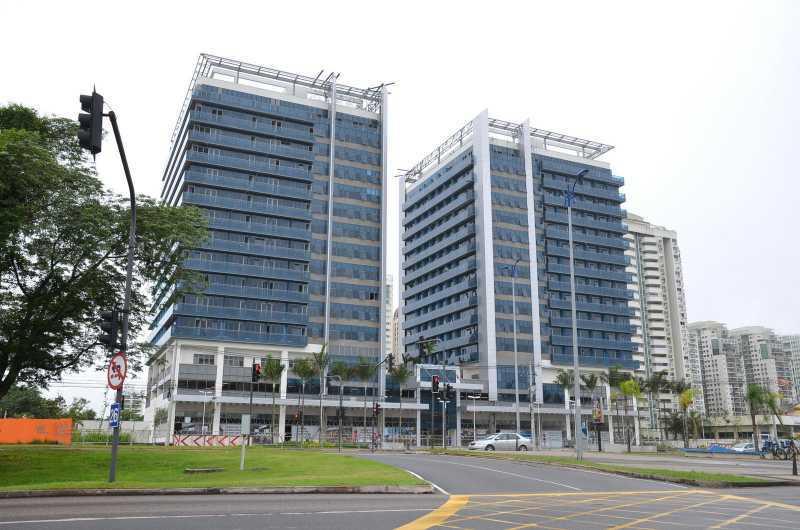 1_G1493130087 - Loja Condomínio Absolutto Business Towers, Rio de Janeiro, Zona Oeste ,Recreio dos Bandeirantes, RJ Para Alugar, 192m² - JCLJ00016 - 16