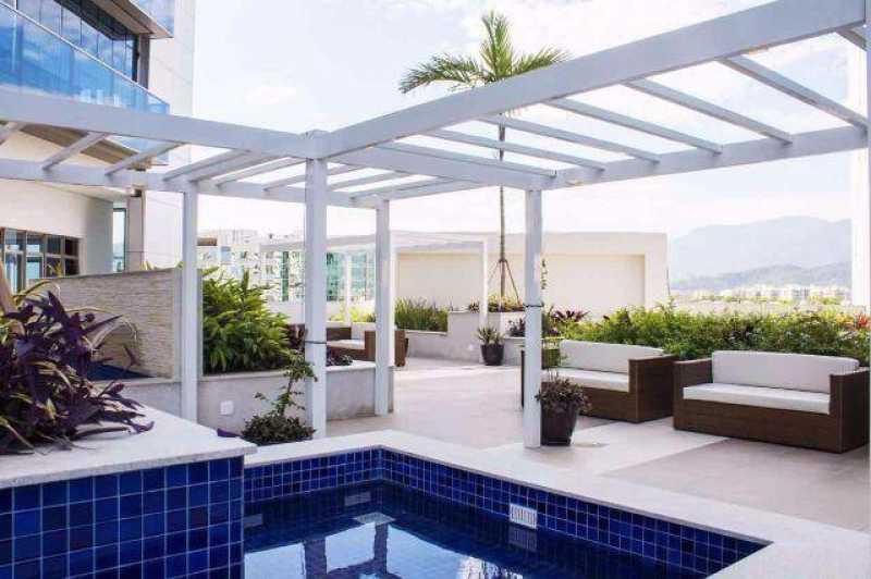 1_G1493130105 - Loja Condomínio Absolutto Business Towers, Rio de Janeiro, Zona Oeste ,Recreio dos Bandeirantes, RJ Para Alugar, 192m² - JCLJ00016 - 22
