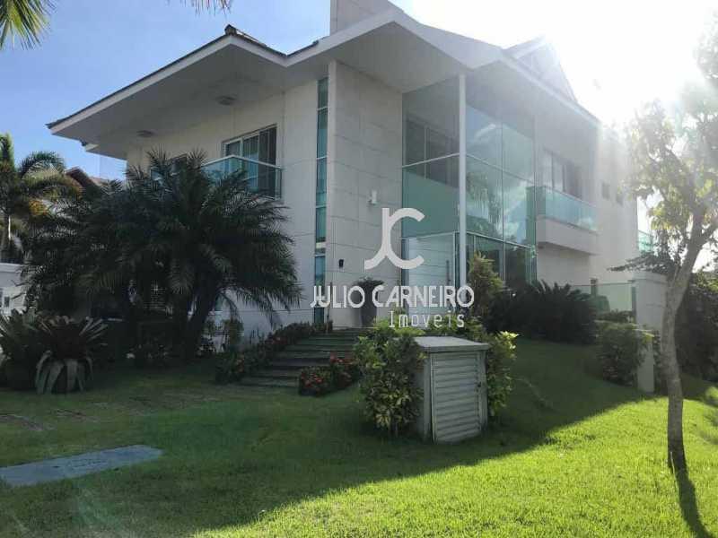1Resultado - Casa em Condominio Para Alugar - Barra da Tijuca - Rio de Janeiro - RJ - JCCN50019 - 1