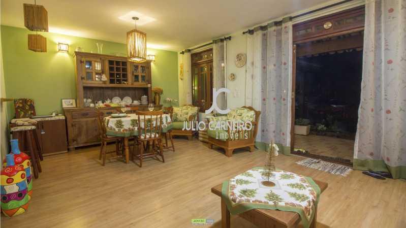 004Resultado - Casa em Condomínio 3 quartos à venda Rio de Janeiro,RJ - R$ 598.000 - JCCN30039 - 1