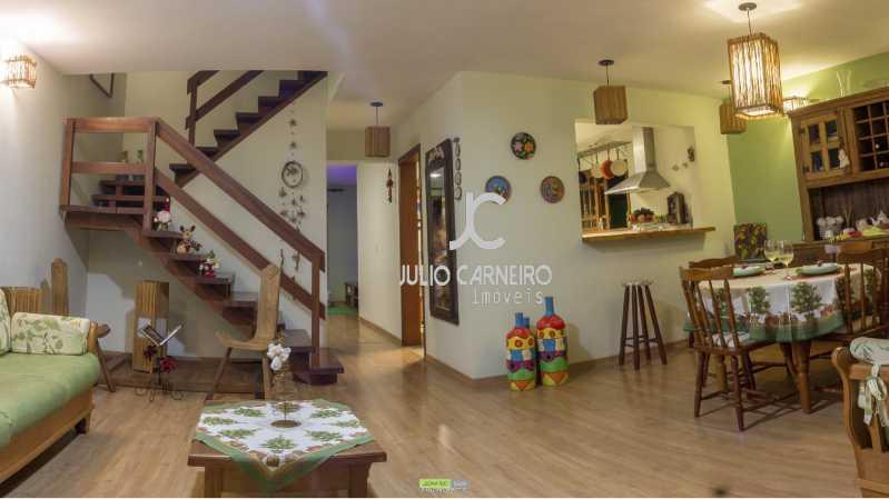005Resultado - Casa em Condomínio 3 quartos à venda Rio de Janeiro,RJ - R$ 598.000 - JCCN30039 - 3