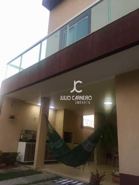 3 fachadaResultado - Casa em Condominio À Venda - Vargem Pequena - Rio de Janeiro - RJ - JCCN50021 - 1