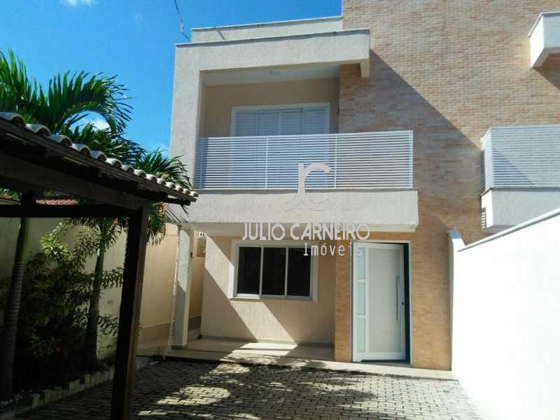 26 - Morro cavado2 fachadaResu - Casa em Condomínio 3 quartos à venda Rio de Janeiro,RJ - R$ 260.000 - JCCN30040 - 1