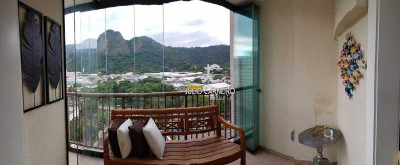 0.2Resultado. - Apartamento À Venda no Condomínio Grand Family - Rio de Janeiro - RJ - Curicica - JCAP40045 - 1