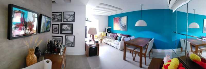 1.1Resultado. - Apartamento À Venda no Condomínio Grand Family - Rio de Janeiro - RJ - Curicica - JCAP40045 - 5