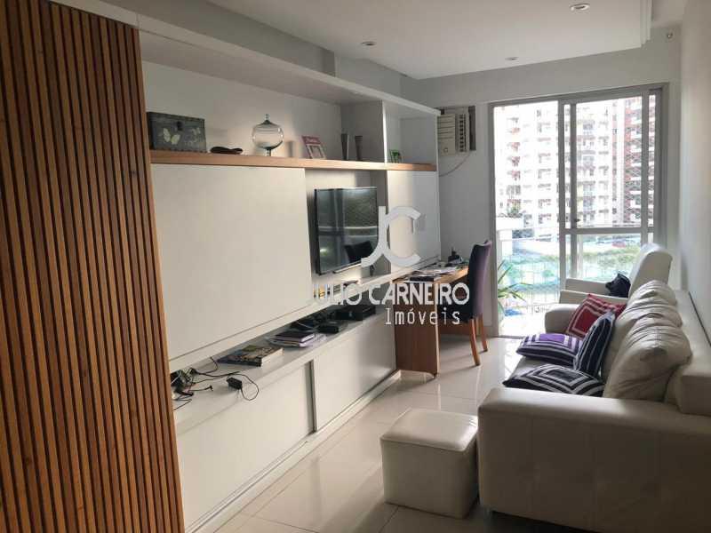 1.0Resultado. - Apartamento Condomínio Residencial Jóia da Barra, Rio de Janeiro, Zona Oeste ,Barra da Tijuca, RJ À Venda, 2 Quartos, 73m² - JCAP20151 - 1